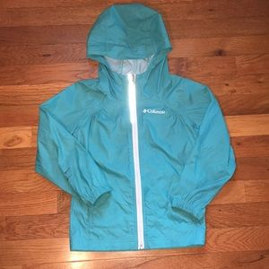 Columbia Rain Jacket (4/5)